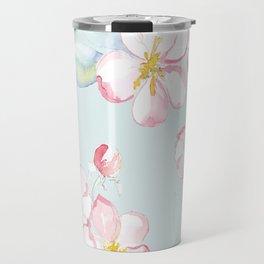 Apple blossom Travel Mug