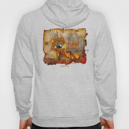 Desert Fire - Eye of Horus Hoody