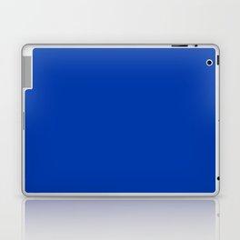 Royal azure - solid color Laptop & iPad Skin