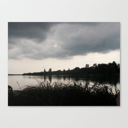 after the rain (spearhead) Canvas Print