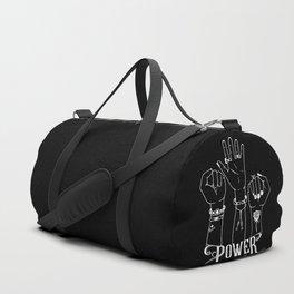 Feminist power Duffle Bag