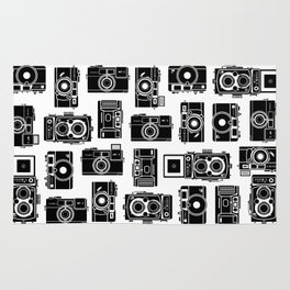 Yashica bundle Camera Rug