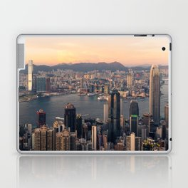 HONG KONG 08 Laptop & iPad Skin