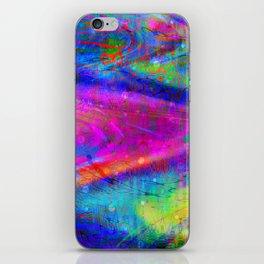 Funky Walls iPhone Skin