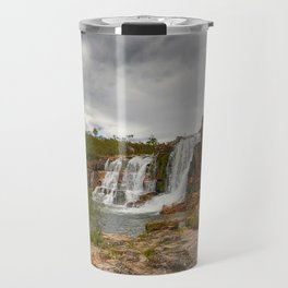 Here comes the rain Travel Mug
