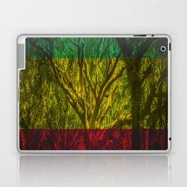 Rasta Forest Laptop & iPad Skin