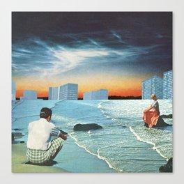 Sea Change Canvas Print