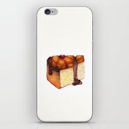 Pineapple Upside-Down Cake Slice iPhone Skin