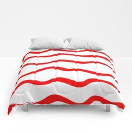 Mariniere marinière – new variations III Comforters