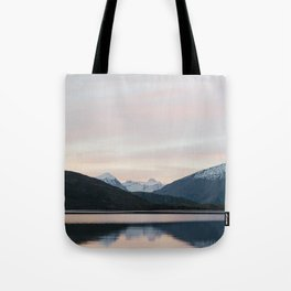 Wanaka Sunset Tote Bag