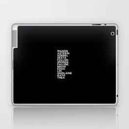 Throne of Glass Blackbeak 13 Laptop & iPad Skin