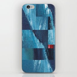 Cracking Waves (Distant Shore) iPhone Skin