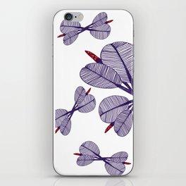 Miranda Butterflies iPhone Skin