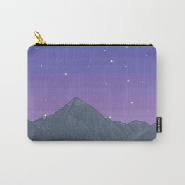 My Mountains Carry-All Pouch