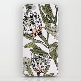 Pattern botanical boho iPhone Skin