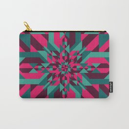 Star Quilt Carry-All Pouch