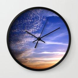 Sharm Sunrise 6 Wall Clock