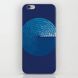 Almighty Ocean iPhone Skin