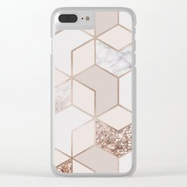 It's a beautiful day Clear iPhone Case