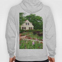 Cottage Garden - Colonial Williamsburg Hoody
