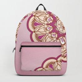 vinous mandala Backpack