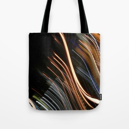 WaterFire (858a) Tote Bag