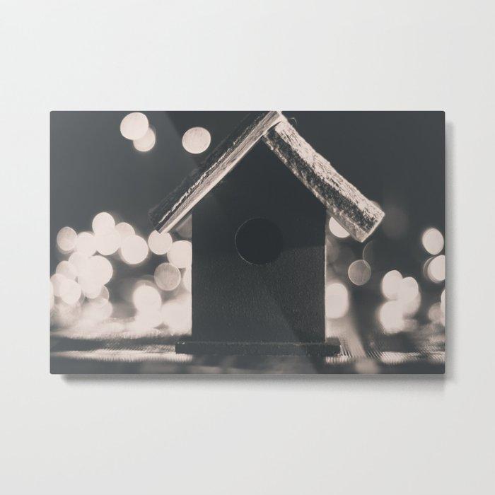 Birdy's House Metal Print