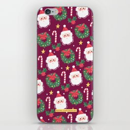 Cosy Christmas iPhone Skin