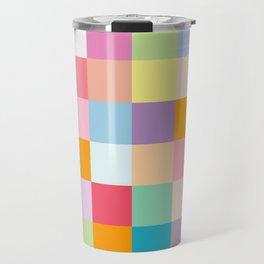 Candy colors Travel Mug