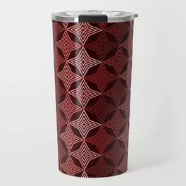 Op Art 159 Travel Mug
