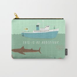 The Belafonte Carry-All Pouch