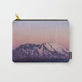 Mount Saint Helens at dusk Carry-All Pouch