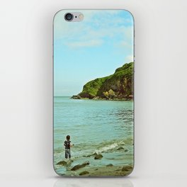 St Mary's Bay iPhone Skin