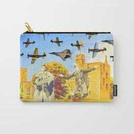 CAN YOU DANCE LIKE ME II (WHILE EVERYBODY'S WATCHING) Carry-All Pouch