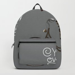 Cycle Every Day, Backpack
