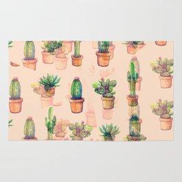 cactus ilusion Rug