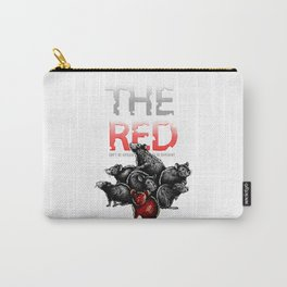 The Red Rat - be different Carry-All Pouch