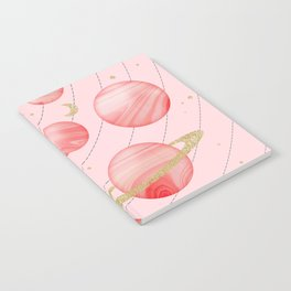 The Pink Solar System Notebook