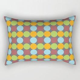 Go Round 2 Rectangular Pillow