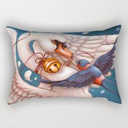 Songbirds Rectangular Pillow