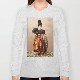 European peasant Long Sleeve T-shirt