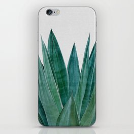 Agave Cactus iPhone Skin