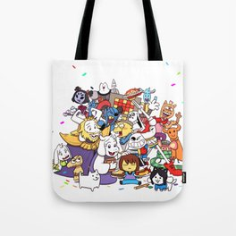 Undertale Tote Bag