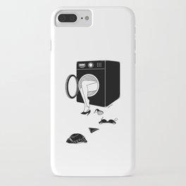 Washing Bad Memories iPhone Case