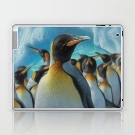 Penguin Paradise Laptop & iPad Skin