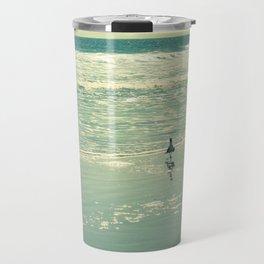 Glistening Sea Travel Mug