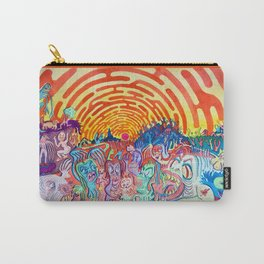 Little Creatures Carry-All Pouch