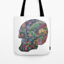 Funkadelic Skull Rebirth Tote Bag