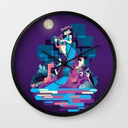 Galápagos Wall Clock