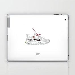 N I K E x Off-White The 10 : Air Max 97 OG Laptop & iPad Skin